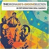 Various Artists - Original 80's Groove Selection New Cd
