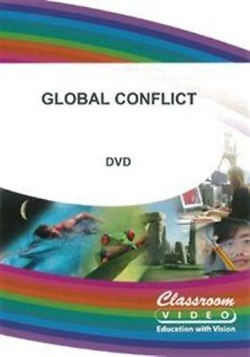 Global Conflict by Classroom Video Ltd (DVD, 2009)