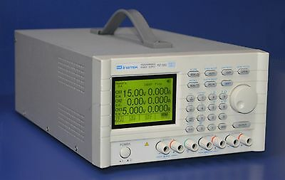 Instek Triple Output Programmable DC Power Supply PST-3202