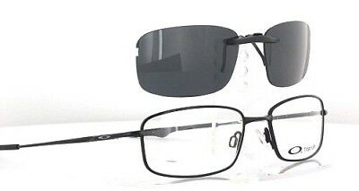 Custom Fit Polarized CLIP-ON Sunglasses For Oakley KEEL BLADE OX3125 55x18 3125