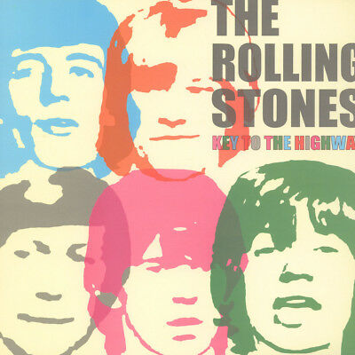 Rolling Stones, The - Key To The Highway Coloured  (LP - 2017 - EU - Original)