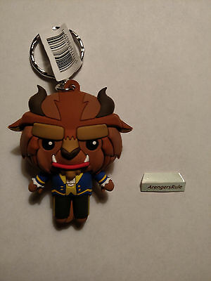 Disney Princess Beauty and the Beast Figural Keyring Series Beast