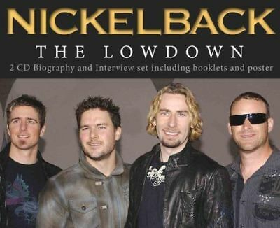 Nickelback - Nickelback - The Lowdown NEW 2 x CD