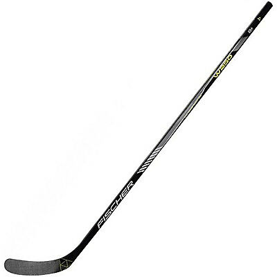 Fischer W250 Senior Wooden Ice Hockey Stick - Right Handed