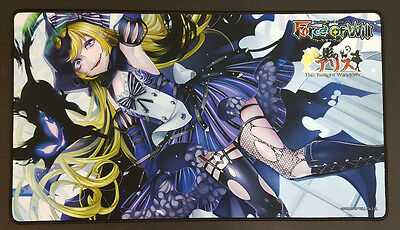 Force of Will Playmat - Twilight Wanderer Play Mat - CCG TCG Playmat - New