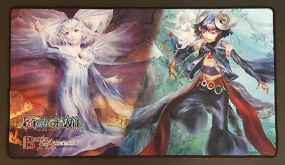 Force of Will Playmat - Battle for Attoractia - CCG TCG Play Mat - New