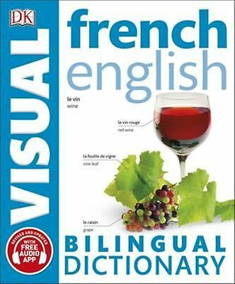 French English Bilingual Visual Dictionary by DK - Paperback - NEW - Book