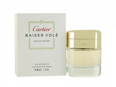 Cartier Cartier Baiser Vole Eau De Parfum 30Ml Spray - Women's For Her. New