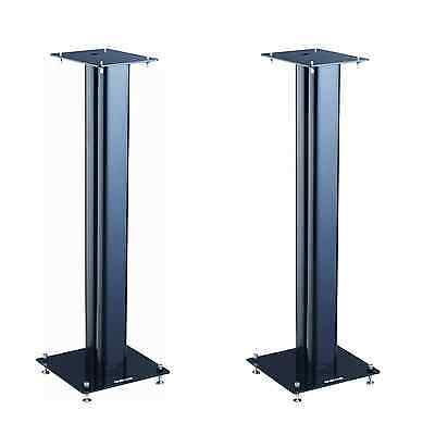 "Quik Lok BS545 45"" Fixed Height Studio Monitor Stand (Pair)"