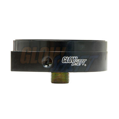 GlowShift Chevrolet Small Block 305 350 Oil Filter Sandwich Adapter - GS-AF6
