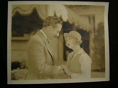 20s Jack Mulhall Naughty Baby VINTAGE DBW Movie PHOTO 907A