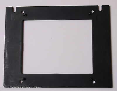 """Omega D Series Half Plate 1/2 Plate - 4.25"""" 4x5 Negative Carrier - USED 282"""
