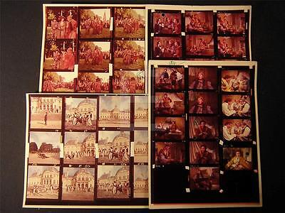 1970 Gene Wilder Start The Revolution Without Me 4 CONTACT SHEET LOT 498G