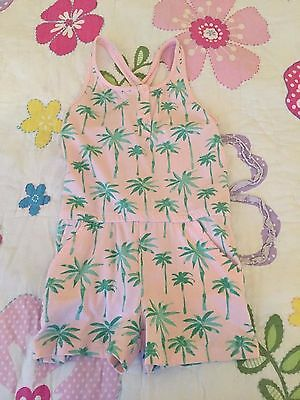 Gymboree Girl Romper Outfit size 6