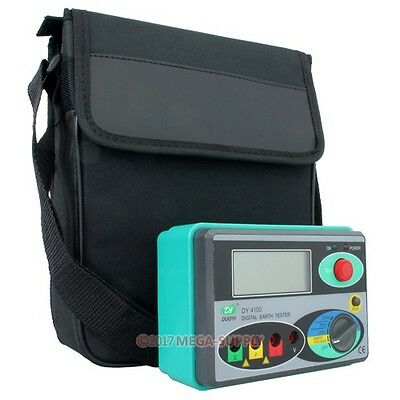 High-Quality Digital Earth Ground Resistance Tester Meter High-Performance