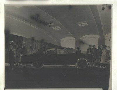 1954 Kaiser Special ORIGINAL Factory Photograph Negative ww9427