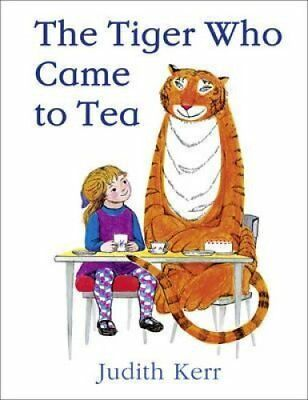 The Tiger Who Came to Tea by Judith Kerr 9780007393657 (Hardback, 2011)