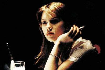 Scarlett Johansson Lost In Translation With Cigarette And Cocktail 16X20 Poster