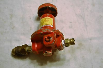 Fisher Control Propane Regulator