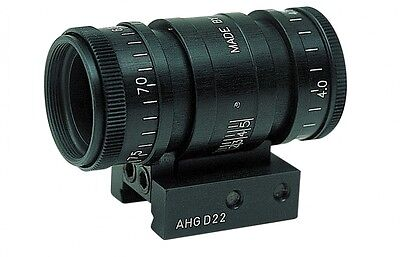 001391 ANSCHÜTZ,Grain tunnel/Duo - IRIS aperture 9750 With Crosshair/Cross-beam
