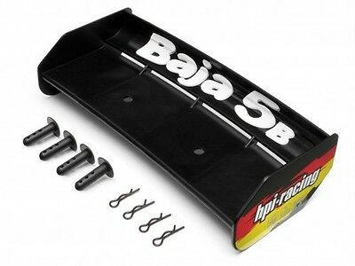 Hpi Racing Baja 5B   85452 - Wing Set Black