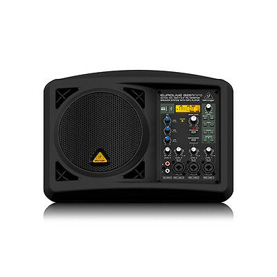 Behringer Eurolive B207MP3 Powered PA Monitor Speaker 150 Watt