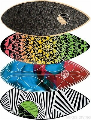 "Osprey 41"" Skimboard Skimmer for beach surf surfing Wooden wood Board"