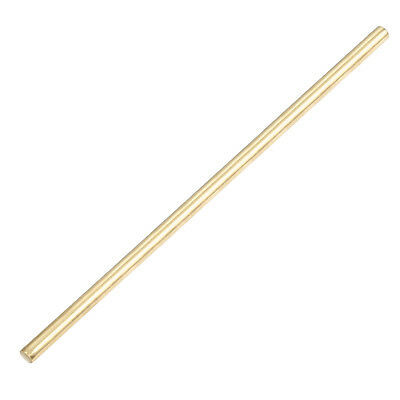 3mm Dia 120mm Length Copper Solid Round Shaft Rod for RC DIY Model Car