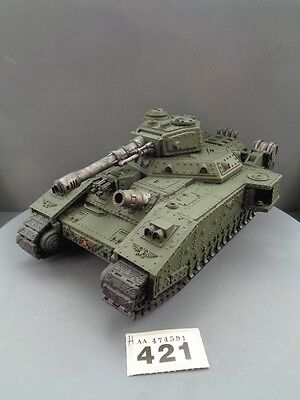 Warhammer 40,000 Astra Militarum Imperial Guard Baneblade Super Heavy 421