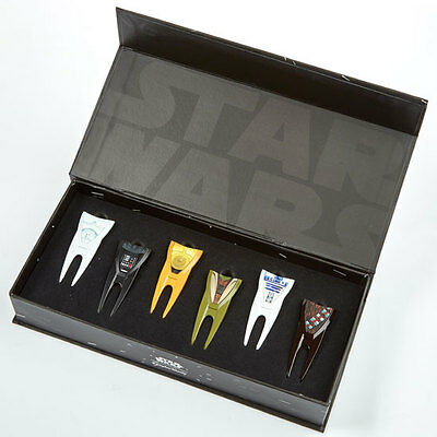 TaylorMade Limited Edition Star Wars Divot Tools!