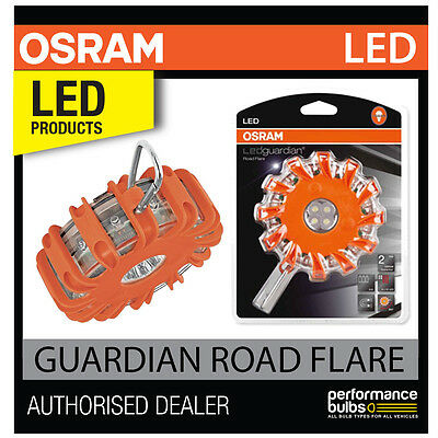 LED SL301 OSRAM LED Guardian Emergency Safety Road Flare Light 4.5v Beacon Flash