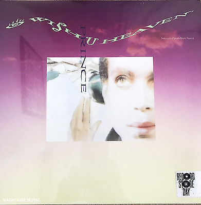 """PRINCE 12"""" I Wish You Heaven EXTENDED Parts 1 2 3 RECORD STORE DAY 2017 SEALED"""