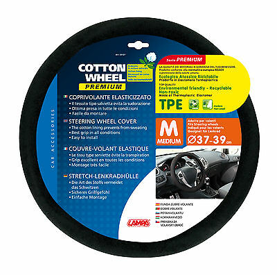 Cotton Wheel, Coprivolante In Tpe - M - Ø 37/39 Cm Lampa