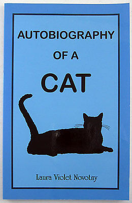 Upper Peninsula Michigan author Autobiography of a Cat Laura Violet Novotny