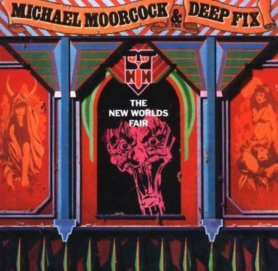 Michael Moorcock And Dep Fix - New Worlds Fair NEW CD