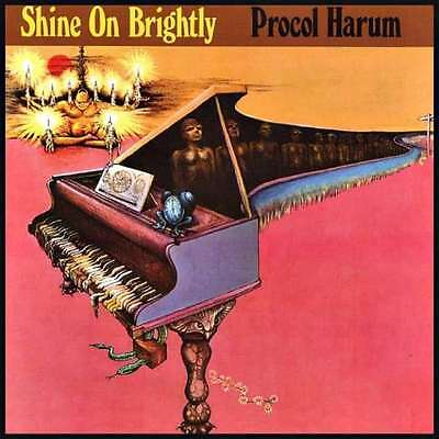 Procol Harum - Shine On Brightly (Deluxe Edition) NEW 3 x CD