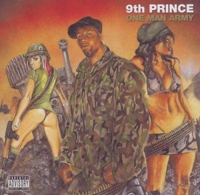 9th Prince - One Man Army NEW CD