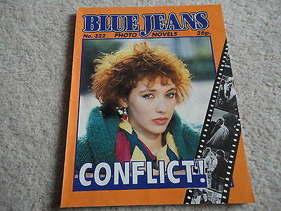 BLUE JEANS Photo Novel 322