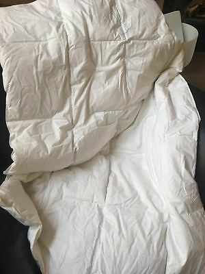 "New Pottery Barn Kids Down Duvet Insert Toddler/Crib 36"" x 50"""