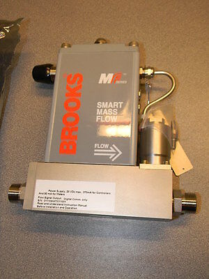 Brooks MF Series Smart Mass Flow Meter MF50S/AC1DA1ID0LA1B1 for AIR, 5000 SCCM
