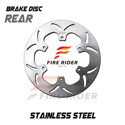 FRW 1x Rear Brake Disc Rotor For YAMAHA XVS 1100 DRAG STAR 99-06 00 01 02 03 04
