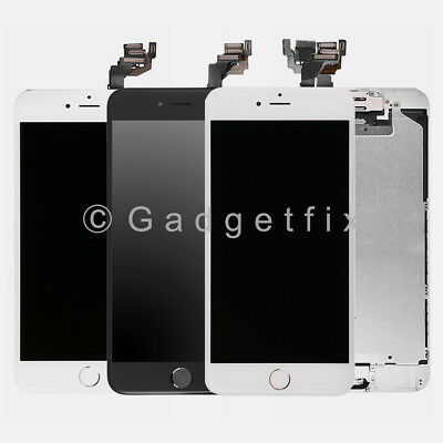 LCD Display Touch Screen Digitizer Frame Replacement For Samsung Galaxy S7 Edge