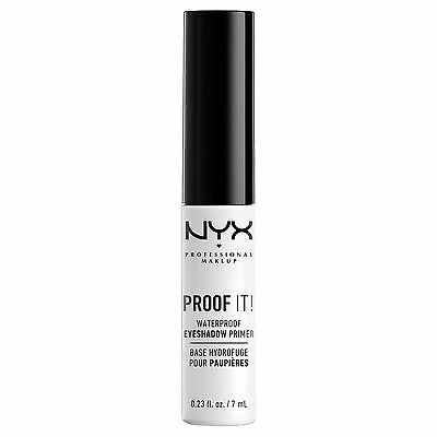 NYX Proof It! Waterproof Eyeshadow Primer NEW IN BOX PIES01 Eye Shadow base