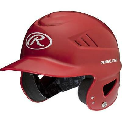 Rawlings RCFH-S Scarlet Batting Helmet