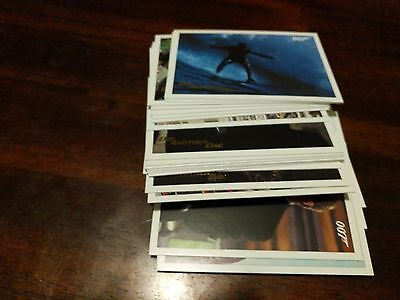 James Bond Final edition Archives lot 24 gold parallels die another day