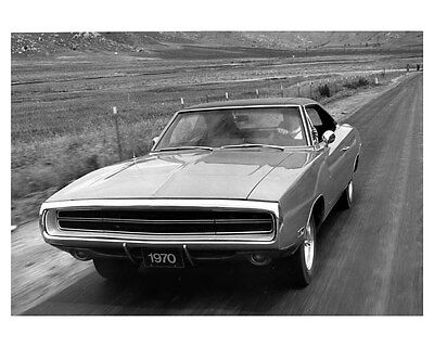 1970 Dodge Charger Factory Photo uc5339