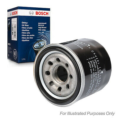 Bosch Spin-On Engine Oil Filter