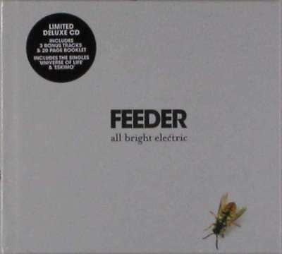 Feeder - All Bright Electric (Deluxe Edition) NEW CD