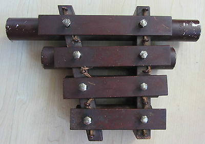 Antique JC Deagan Chimes - NBC Dinner Railroad Ocean Liner - 4 Tone Vintage