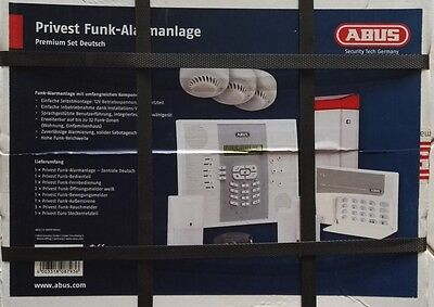 ABUS  Privest Funk-Alarmanlage - Premium Set Deutsch